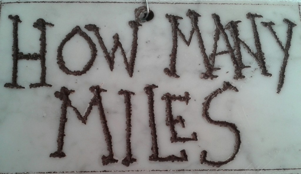 HowManyMiles