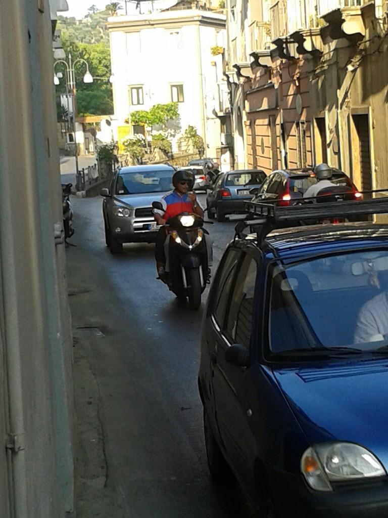 Sorrento Traffic