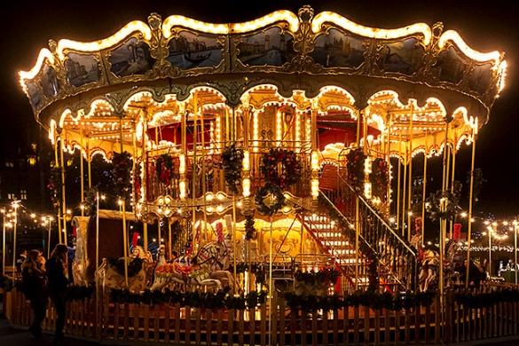 Visit Edinburgh This Christmas