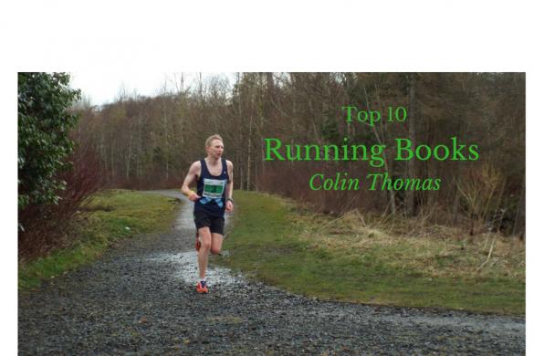 Top 10 Running Books