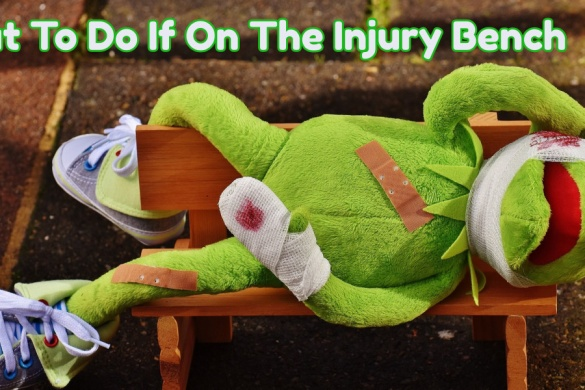 Top Tips For Coping With Your Sports Injury