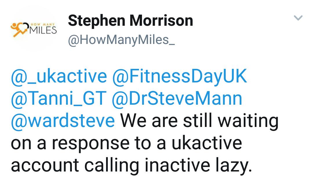 lazy ukactive
