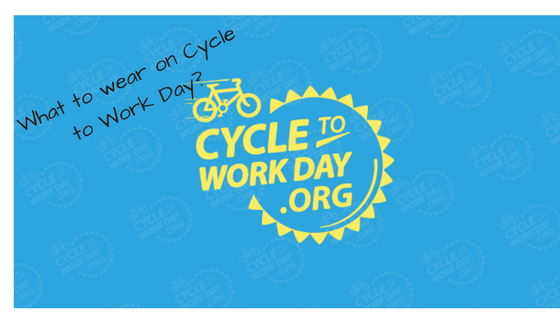 What to Wear on Cycle to Work Day