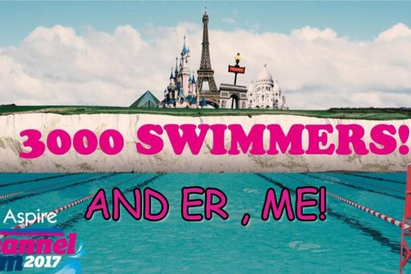 Aspire Channel Swim 2017