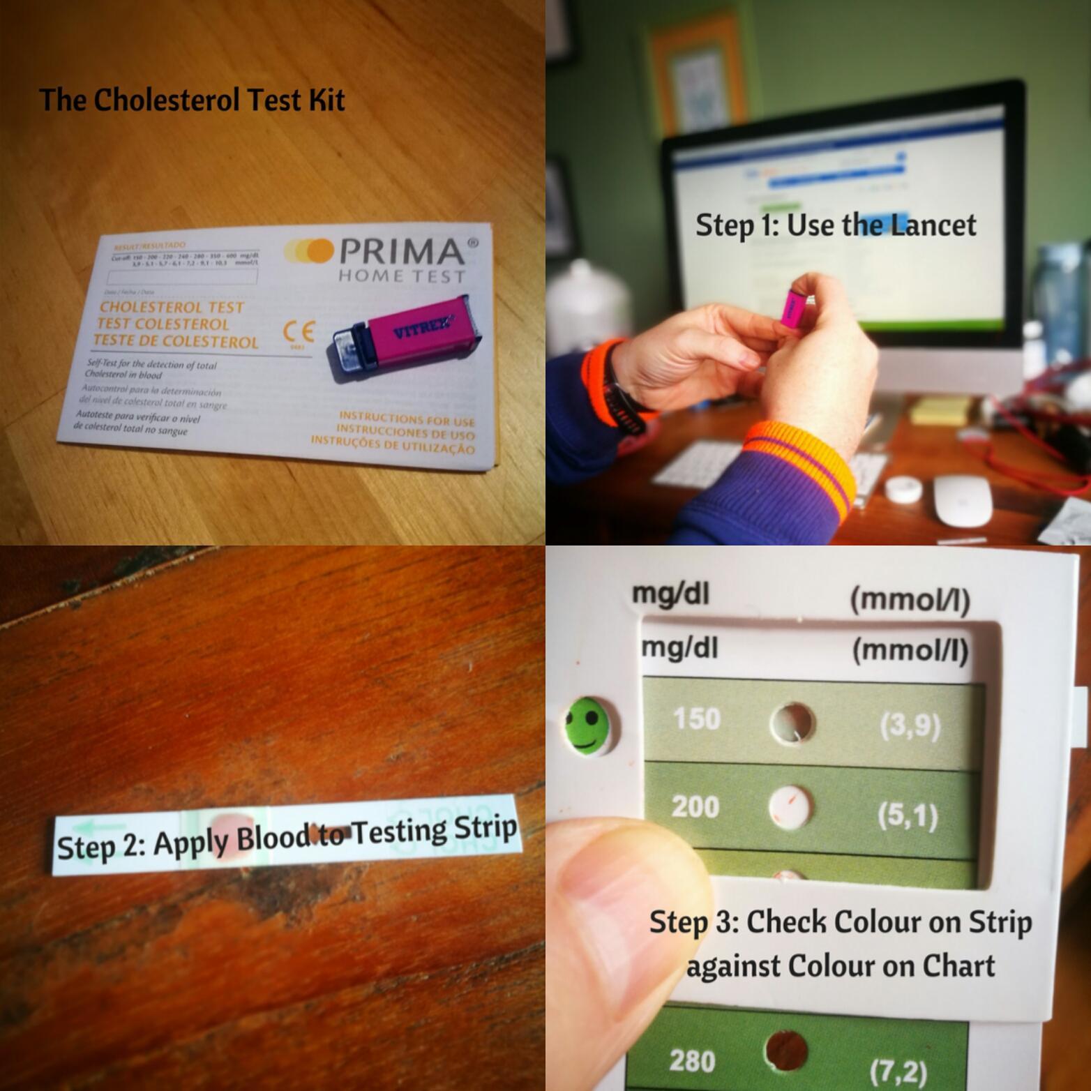 Free Cholesterol Test
