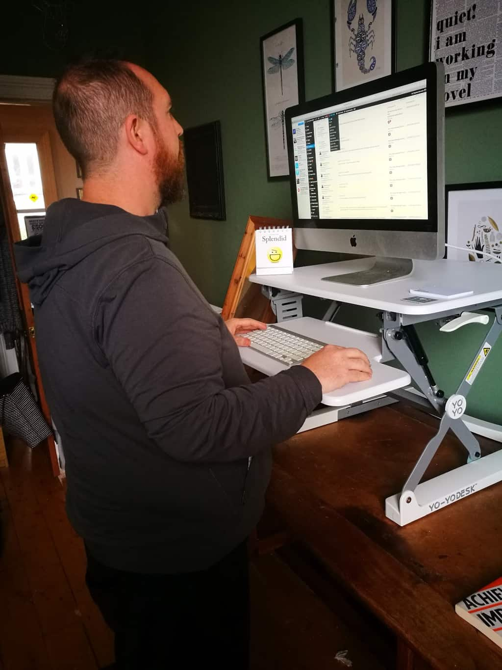 Sit Stand Desk Guide
