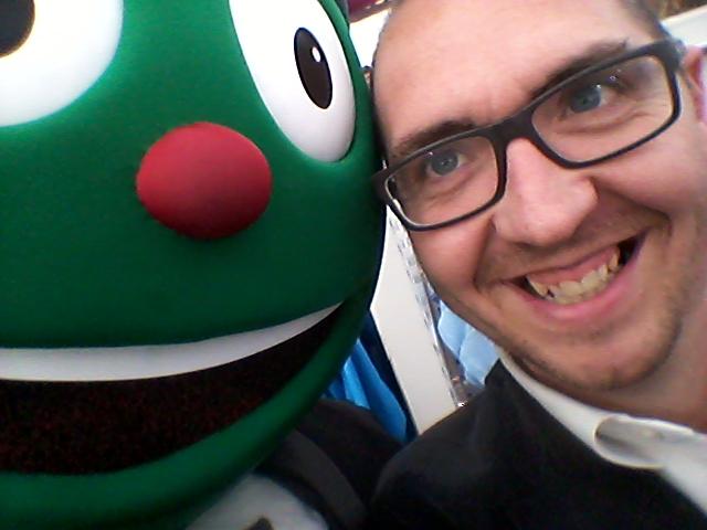 Clyde Selfie