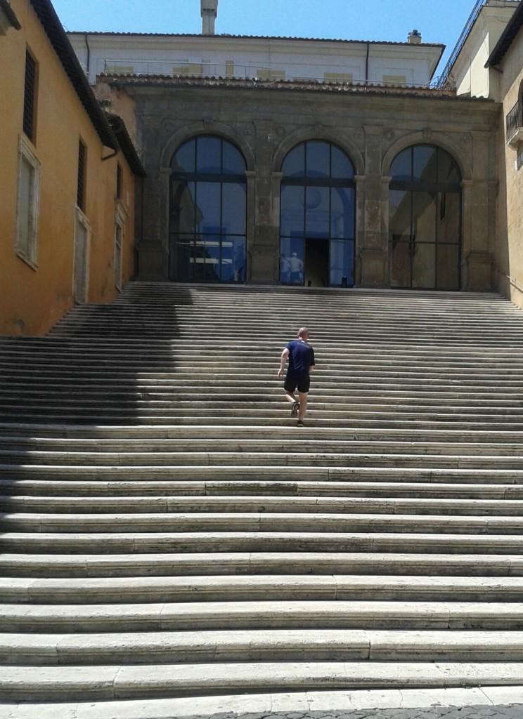 Rome Steps.