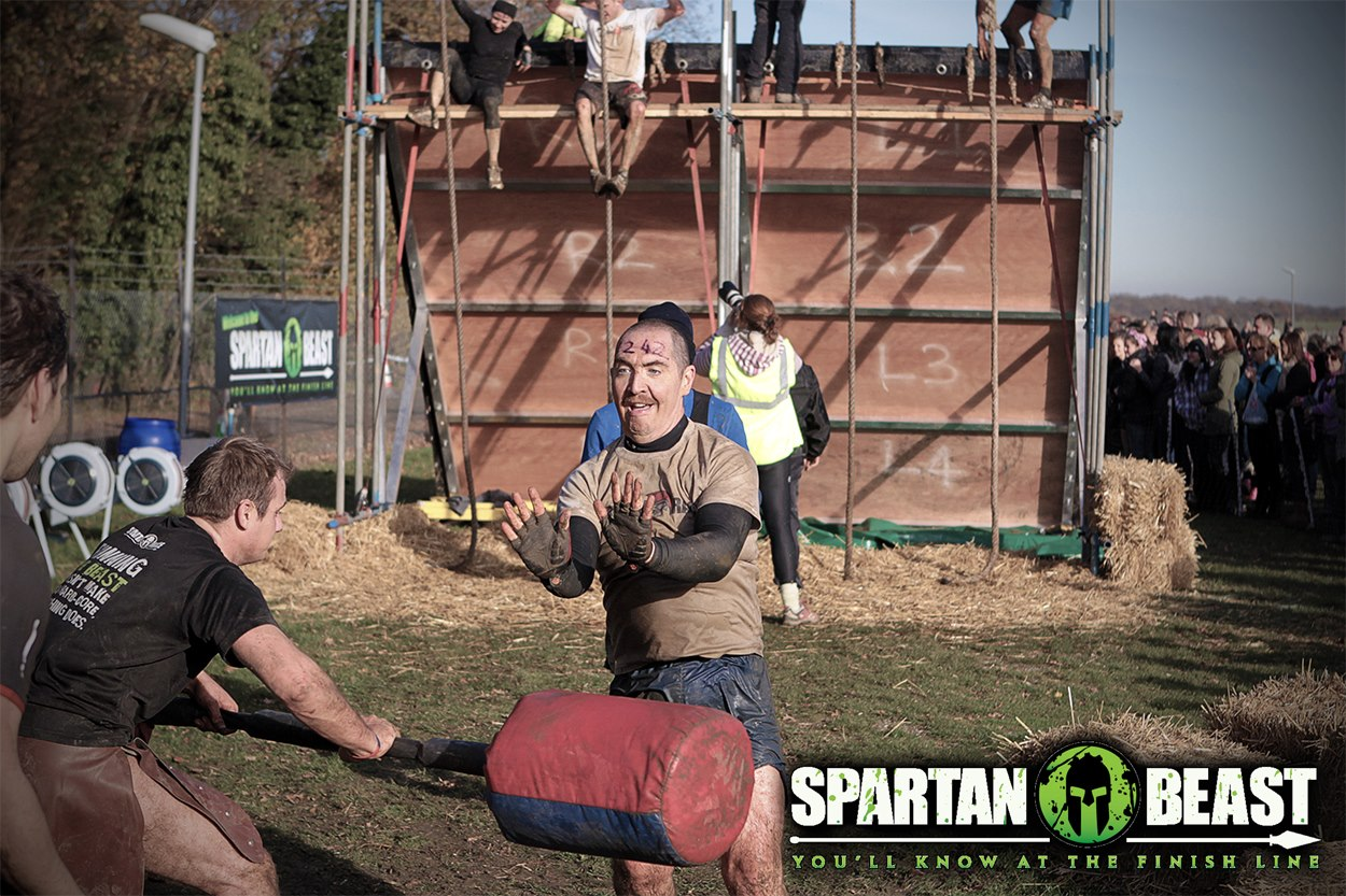 Spartan Race Edinburgh