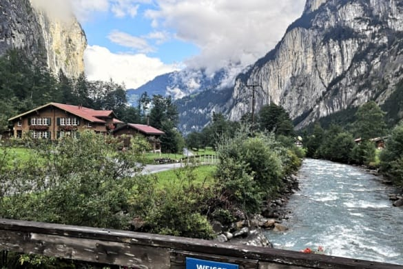 One Day In Lauterbrunnen